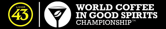 World Coffee in Good Spirits Championship Logo